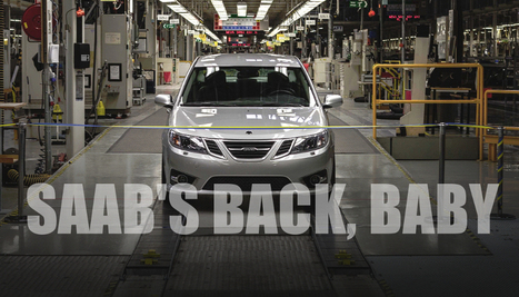 New Saab Production Begins, EVs Coming Next Year | Sustain Our Earth | Scoop.it