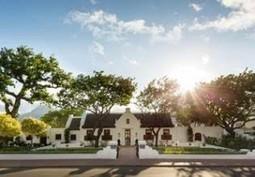 Leeu House opens in Franschhoek today, 1st December 2015 - Travelandtourworld.com   tourism   Scoop.it