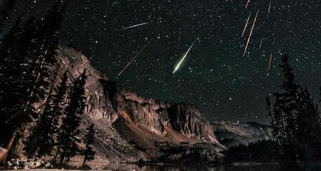 Stelle cadenti, sarà  una super notte di San Lorenzo: il cielo dà   spettacolo | Planets, Stars, rockets and Space | Scoop.it
