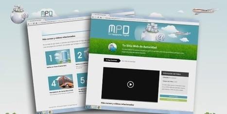 ¿Por qué una página web no pasa de moda? | Marketing | Scoop.it