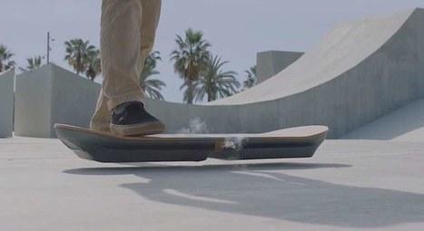 Toyota a enfin les plans de l'hoverboard de «Retour vers le futur» | Extended Collaboration | Scoop.it