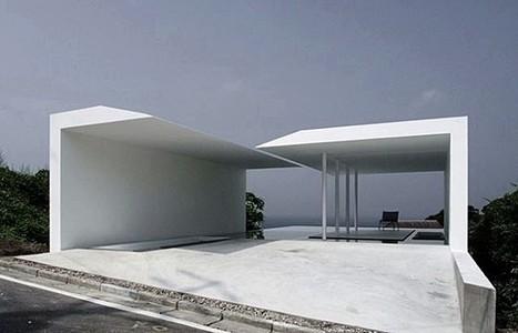 T HOUSE in KANAGAWA / KUBOTA ARCHITECT ATELIER / JAPAN | architecture & design  on dapaper mag | Scoop.it