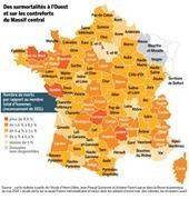 La géographie des « morts pour la France » | CGMA Généalogie | Scoop.it