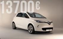 Renault dévoile Zoé, sa nouvelle voiture électrique - Economie Matin | Voiture Hybride et Electrique: Les innovations | Scoop.it