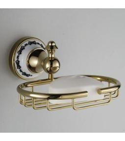 Vintage Wall mounted Soap Basket in Polished Brass G-207 | LED Bathroom Faucet | Scoop.it