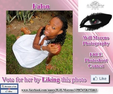 Falon - Contestant to win a Free Photoshoot with Will Moreno | Belize in Photos and Videos | Scoop.it