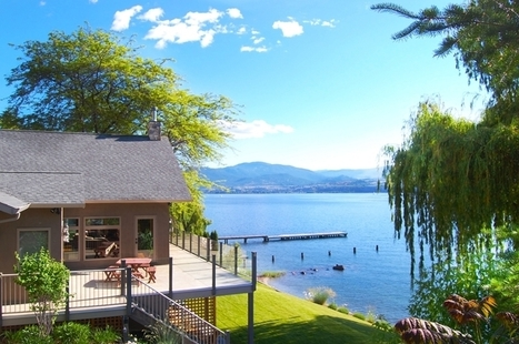 New   Willow Haven   4845 Mill Road, Naramata, BC   Luxury Real Estate Canada   Scoop.it