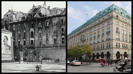 The Berlin Hotel Where Hollywood Sleeps — and Hitler Did Too | Movies and TV, Linear and non Linear | Scoop.it