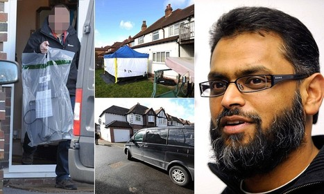 Four arrested and homes searched over Syria terror offences | EDL | Scoop.it