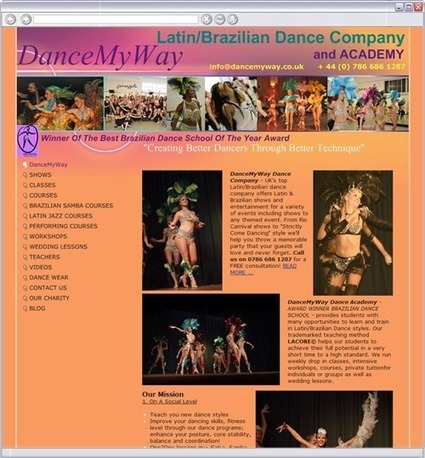 Dance Learning Opportunity from Brazilian Dancers | Dance Learning Opportunity | Scoop.it