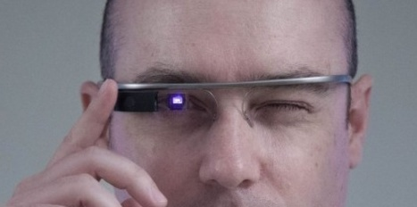 On a testé les Google Glass | Technology news | Scoop.it