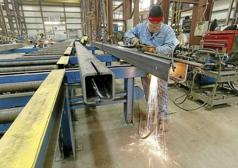 Sapulpa thrives on emphasis on heavy industry - Tulsa World | B2B Industry Uses Social | Scoop.it