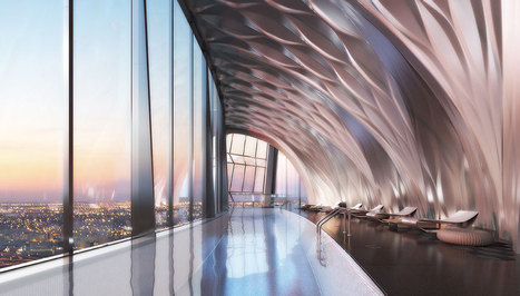 Zaha Hadid: The World's Brightest Architecture Star Lights Up Miami   In the World of Design   Scoop.it