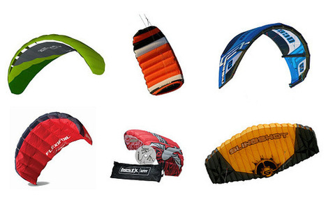 The best trainer kites in the world | New Hampshire Kiteboarding | Scoop.it