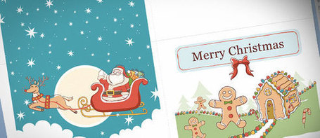 Free Holiday & Christmas PowerPoint Templates for 2012 & 2013 | EDUCACIÓN en Puerto TICs | Scoop.it