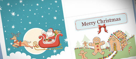 Free Holiday & Christmas PowerPoint Templates for 2012 & 2013 | Τάξη 2.0 | Scoop.it