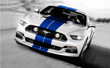 New Ford Mustang GT350 Unveiling on 11.17.2014 - Average Car Guy | Mikes Auto News | Scoop.it