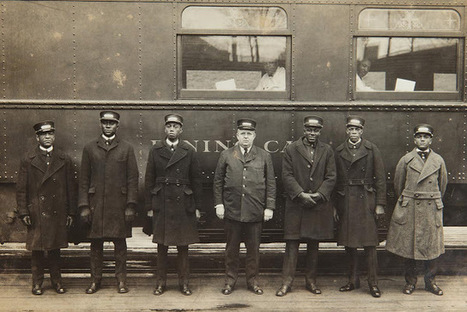 Pullman Porters: Ordinary Men, Extraordinary History | Black History Month Resources | Scoop.it