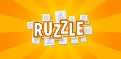 Ruzzle potrebbe diventare una trasmissione TV condotta da Jerry Scotti - iPhone Italia Blog | WEBOLUTION! | Scoop.it