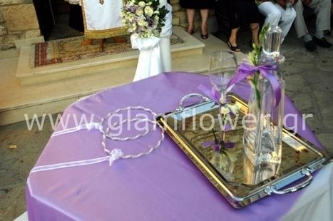 Στολισμός Γάμου στις Φώκιες Χαλκιδικής | gamos | Scoop.it