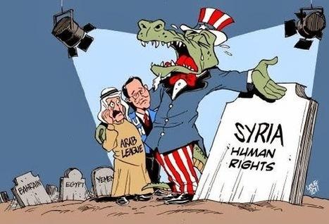 Erdogan usa a al-Qaeda para encobrir sua invasão à Síria   Saif al Islam   Scoop.it