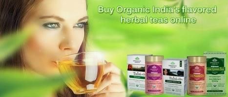 Buy Organic Herbal Tea Online | Fitness | Scoop.it
