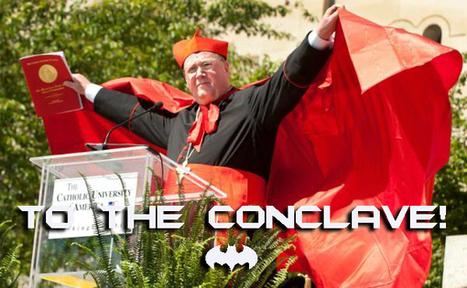 Batman au Vatican ? | Un peu de tout et de rien ... | Scoop.it