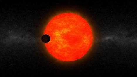 New exoplanet too big for its stars | Jeff Morris | Scoop.it