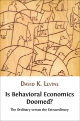 Is Behavioral Economics Doomed?: The Ordinary versus the Extraordinary - Open Book Publishers | Bounded Rationality and Beyond | Scoop.it