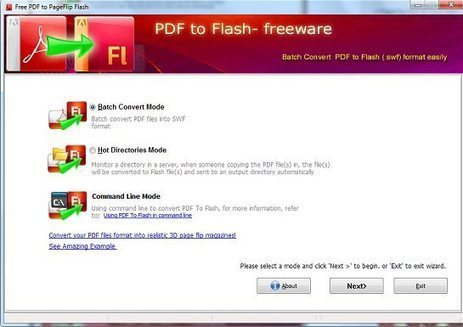 5 Free PDF To Flash Converters | Time to Learn | Scoop.it