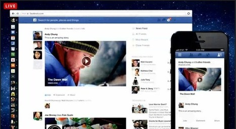 Today Facebook Is Changing How Your News Feed Works | Social Media in Education and Training | Scoop.it