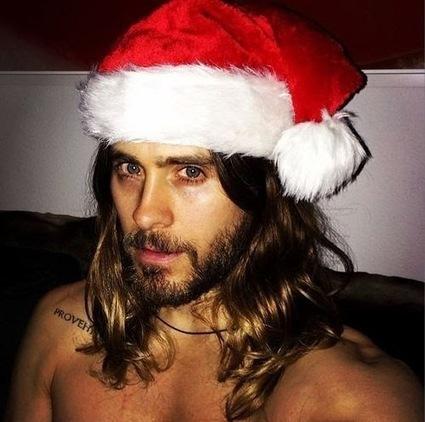 Buon Natale da Jared Leto - JHP by Jimi Paradise ™   JIMIPARADISE!   Scoop.it