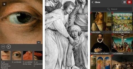 Aplicaciones de los museos más importantes | ARTE, ARTISTAS E INNOVACIÓN TECNOLÓGICA | Scoop.it