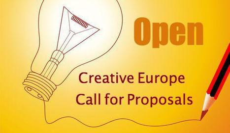 "Creative Europe  Call Support for the distribution of non-national European films – the ""Sales Agents Scheme open 