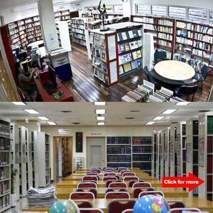 Manila's 10 Best Libraries  | The Future Librarian | Scoop.it