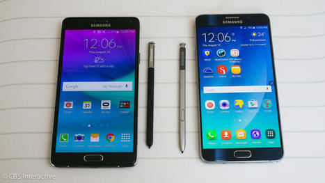 Update Galaxy Note 5 India to Android 6.0.1 Marshmallow Manually | Android Tips | Scoop.it