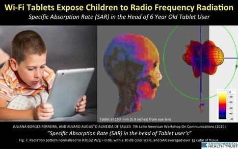 France's National Health Agency Calls for Reducing Children's Wireless Exposures | Healthcare updates | Scoop.it