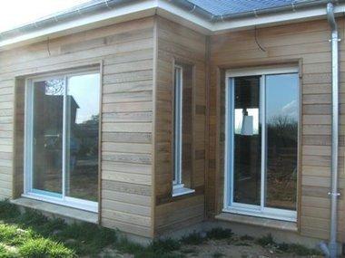 Maison en bois de fabrication artisanale en Normandie   La maison bois   Scoop.it