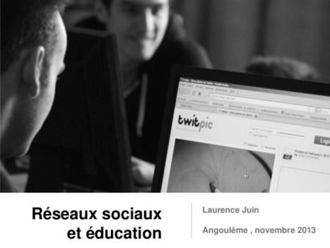 Réseaux sociaux et pédagogie : comment imaginer...   Veille informationnelle à destination de la communauté éducative et des lycéens   Scoop.it