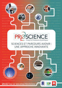 L'ONISEP lance le site Pro2Science | Veille pédagogique et disciplinaire | Scoop.it