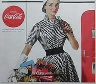 Picture #1 | Coca Cola Ads in the 1940s and 1950s | Vintage Coca-Cola® | Scoop.it