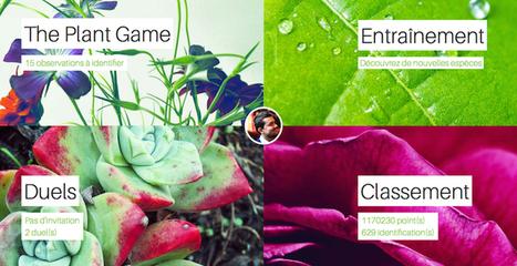 The Plant Game | Sciences participatives, pratiques collaboratives | Scoop.it