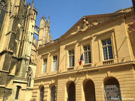 Metz : plus d'1 million d'€ de subvention pour séduire les touristes | LorPolitique | Scoop.it