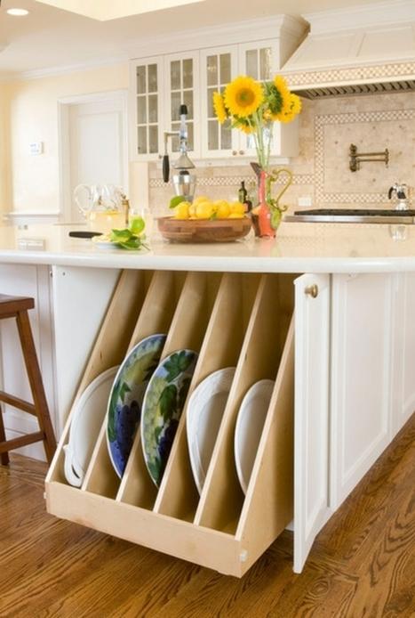 Storage Space Above Kitchen Cabinets   Rhinway- home design   Scoop.it