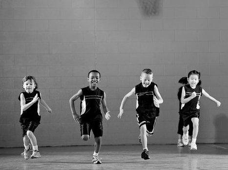 For Better Grades, Try Gym Class | PediatricPhysicalTherapy | Scoop.it