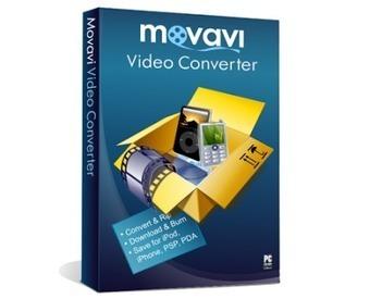 تحميل افضل برنامج تحويل صيغ الفيديو Movavi Video Converter مجانا | تحميل العاب وبرامج | Scoop.it