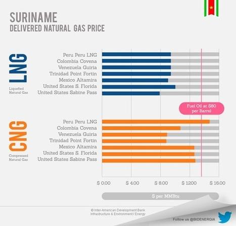 Suriname's Energy Market - Caribbean DevTrends | exporTT - Export Market Research Centre | Scoop.it