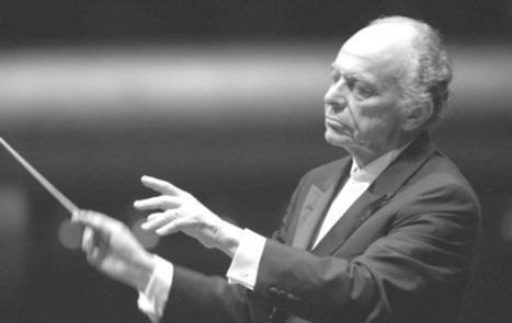 Lorin Maazel est mort, disparition d'un grand chef d'orchestre. | Musique classique en Suisse et ailleurs | Scoop.it