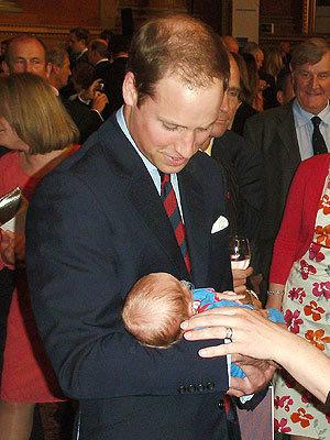 PHOTOS: William & Kate Dote on Newborn Baby | TonyPotts | Scoop.it