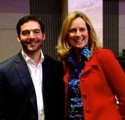 Naomi Simson interviews Jeff Weiner ConnectIn Sydney about leadership - NaomiSimson.com | The RedBalloon W(rap) October | Scoop.it